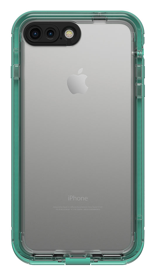 Nuud iPhone 7 Plus Mermaid (Mint/Teal) - Unwired