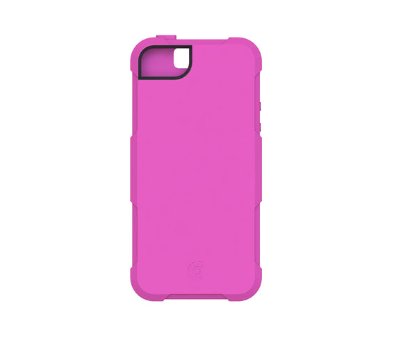 Protector iPhone 5/5S Pink - Unwired