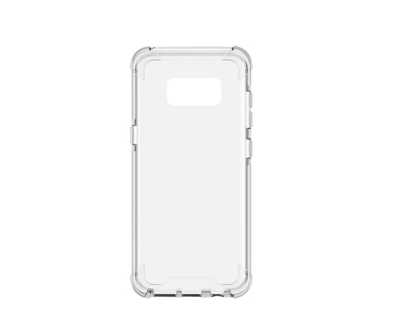 DropZone Rugged Case Samsung Galaxy S8 White - Unwired Solutions Inc