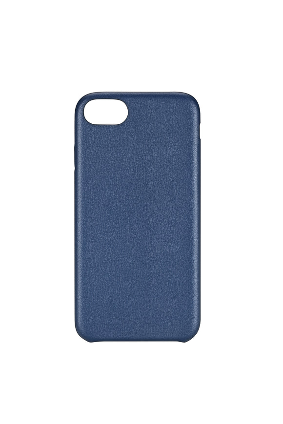 Velvet Touch Case iPhone 8/7/6S/6 Navy Blue - Unwired Solutions Inc