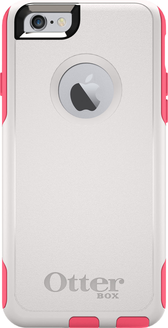 Commuter iPhone 6/6S White Pink - Unwired