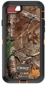 Defender iPhone 8/7 RealTree Xtra Camo - Unwired