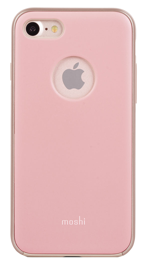 iGlaze iPhone 8/7 Pink - Unwired Solutions Inc