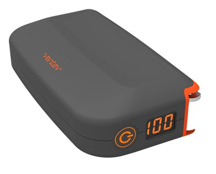 Powercell Portable Battery/Wall charger 3000mAh Black - Unwired Solutions Inc