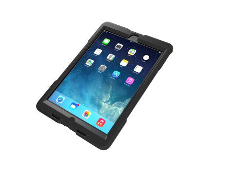 BlackBelt 1st Degree iPad Air Black - Unwired Solutions Inc