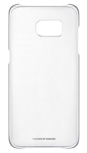 Clear Cover GS7 Edge Silver - Unwired