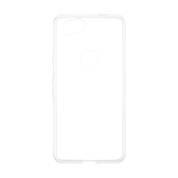 Gel Skin Google Pixel 2 Clear - Unwired Solutions Inc