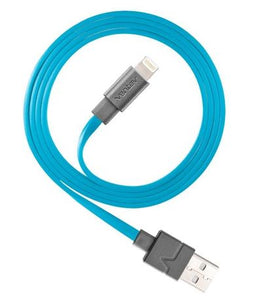 Charge/Sync Cable Lightning 6ft Blue