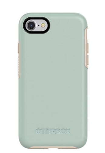 Symmetry iPhone 8/7 Muted Waters (Aqua Blue) - Unwired