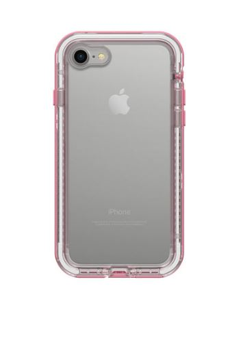 Next iPhone 8/7 Cactus Rose (Clear/Pink) - Unwired Solutions Inc