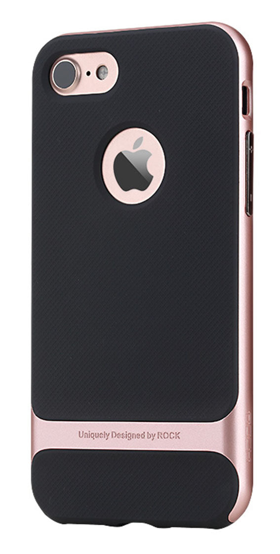 Rock iPhone 7 Rose gold - Unwired