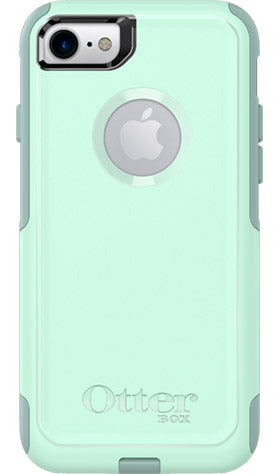 Commuter iPhone 8/7 Ocean Way (Aqua) - Unwired Solutions Inc
