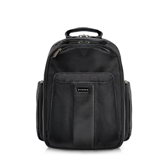 Versa Premium TSA Laptop Backpack 14.1/Mac 15in Black