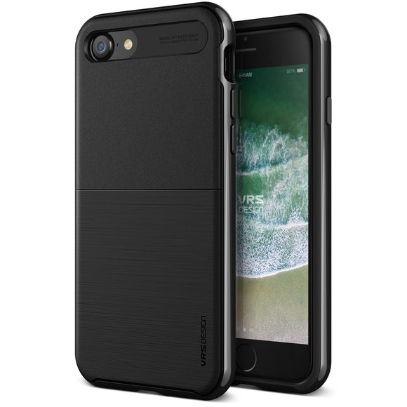 High Pro Shield iPhone 8/7 Metal Black