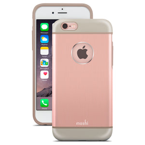 iGlaze Armour iPhone 6/6S Rose Gold - Unwired