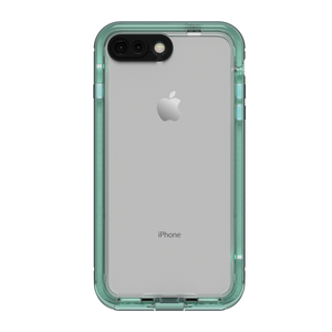 Nuud iPhone 8 Plus Aqua/Clear - Unwired Solutions Inc