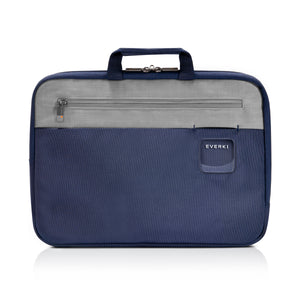ContemPRO Laptop Sleeve Memory Foam 15.6in Navy - Unwired Solutions Inc