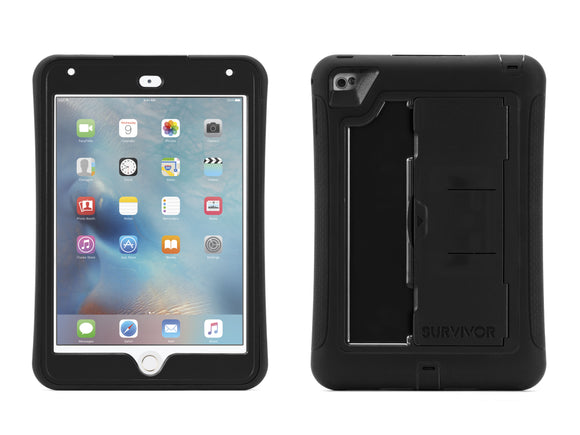 Survivor Slim iPad mini 4 Black - Unwired Solutions Inc