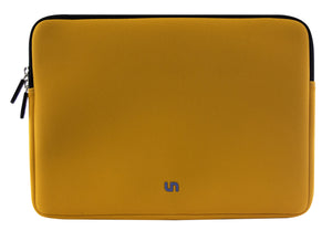 Neoprene Sleeve Macbook 13 Inches Orange - Unwired