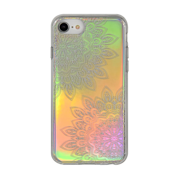 Mist iPhone 8/7/6S/6 Mandala Silver - Unwired