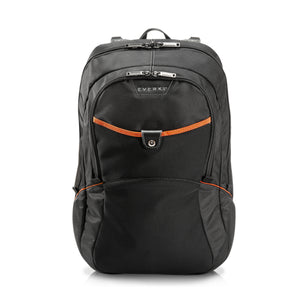 Glide Compact Laptop Backpack up to 17.3in Black - Unwired