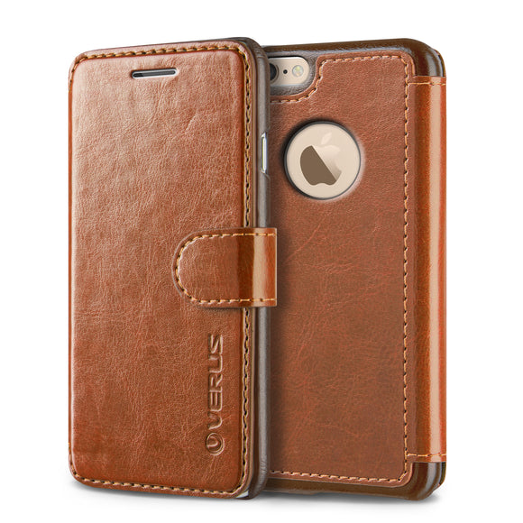 Layered Dandy iPhone 6/6S Brown