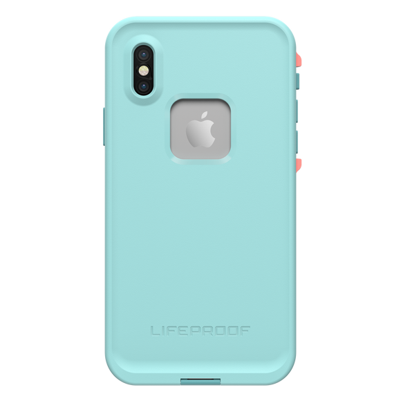 Fre iPhone X Wipeout (Coral/Blue) - Unwired Solutions Inc