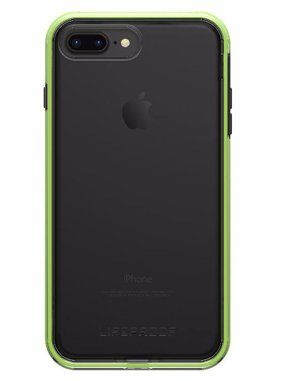 Slam iPhone 8 Plus/7 Plus Night Flash(Cl/Lime/Black) - Unwired