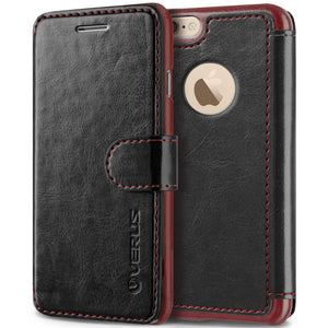 Layered Dandy iPhone 6/6S Black - Unwired