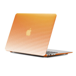 Orange Deflector MacBook Pro 13 Gradient Dots - Unwired Solutions Inc