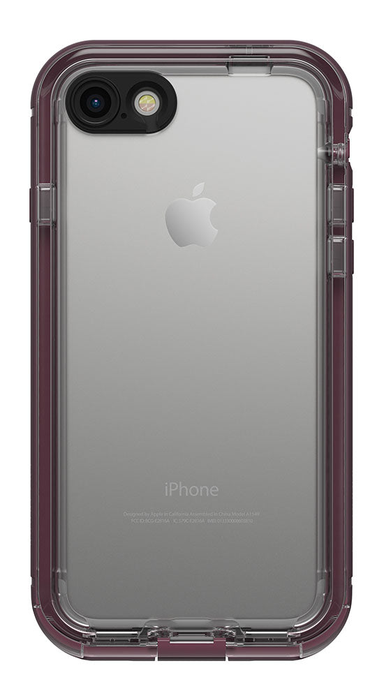 Nuud iPhone 7 Plum (Purple) - Unwired Solutions Inc