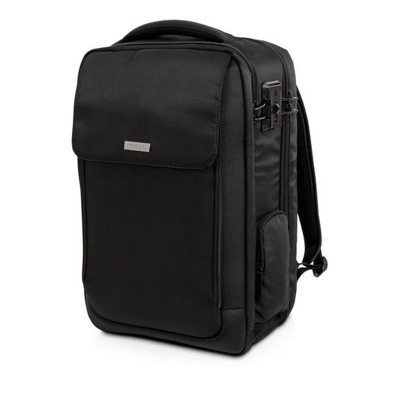 SecureTrek Lockable Laptop Overnight Backpack 17