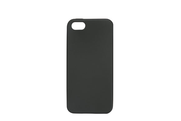 Solid Gel Skin iPhone 6/6s Plus Black - Unwired