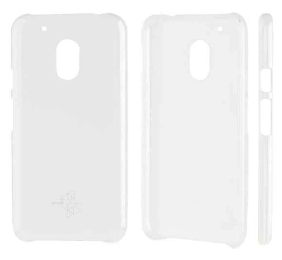 Crystal Case Moto G4 Play Clear - Unwired