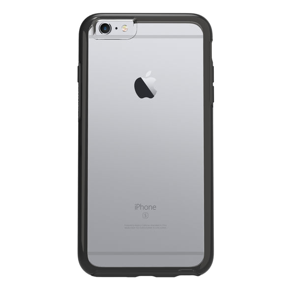 Symmetry Clear iPhone 6/6S Black Crystal - Unwired Solutions Inc
