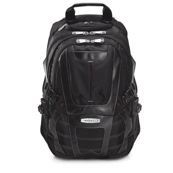 ConceptPremium TSA Friendly Laptop Backpack 17.3in Bk