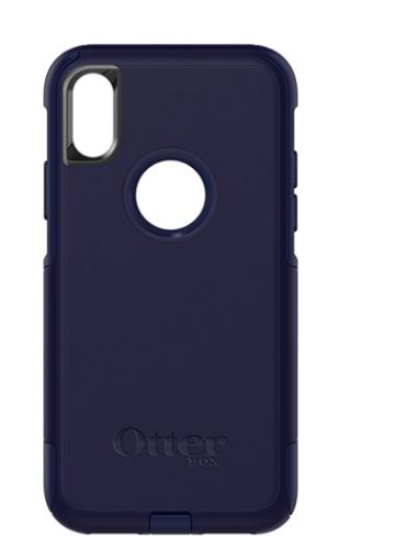 Commuter iPhone X Indigo Way (Blue) - Unwired Solutions Inc