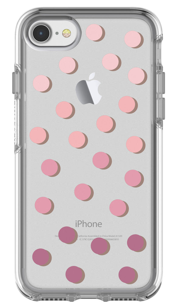 Symmetry Save Me a Spot iPhone 7 Clear - Unwired Solutions Inc