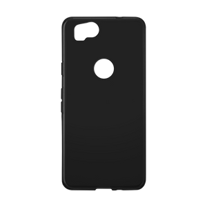 Gel Skin Google Pixel 2 Black - Unwired