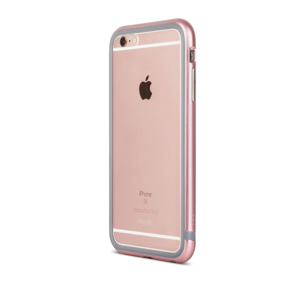 iGlaze Luxe iPhone 6/6S Plus Rose Pink - Unwired Solutions Inc