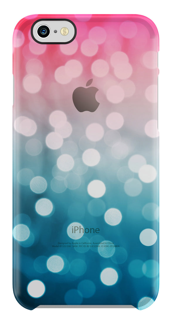 Deflector Bokeh Blush iPhone 7 - Unwired Solutions Inc