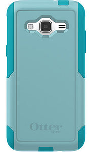 Commuter Galaxy J3 Blue/Light Teal - Unwired Solutions Inc