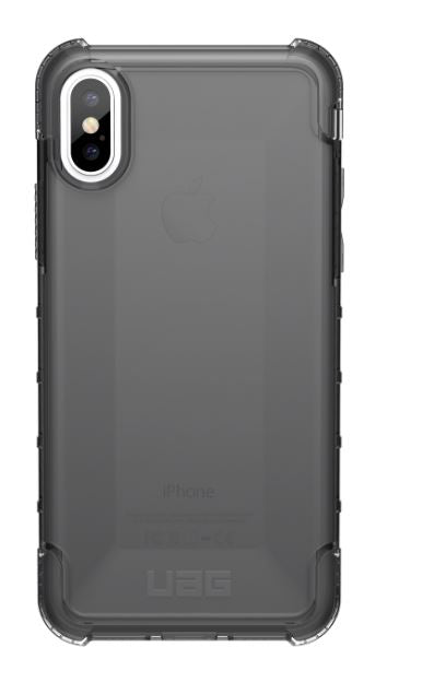 Plyo iPhone X Gray/Clear - Unwired Solutions Inc