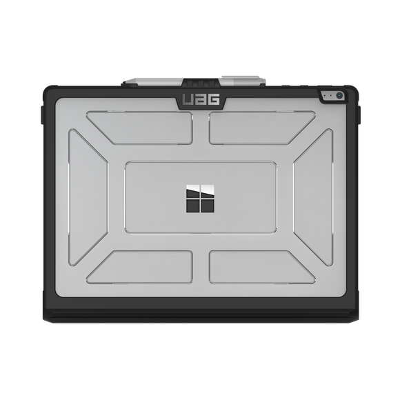 Plasma Surface Book Clear - Unwired Solutions Inc