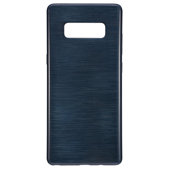 Brushed Gel Skin Galaxy Note8 Navy Blue - Unwired