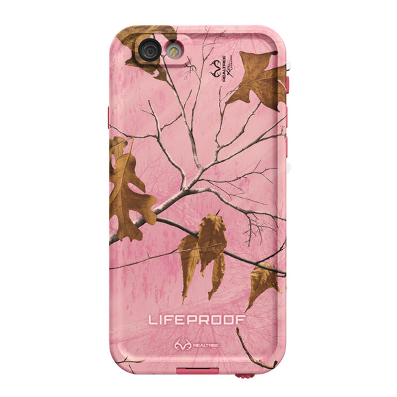 Fre Realtree Extra iPhone 6/6S Pink Camo - Unwired