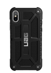 Monarch iPhone X Black - Unwired Solutions Inc