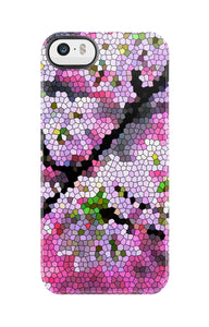 Deflector Cherry Blossom iPhone 5/5S/SE - Unwired