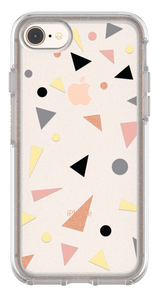 Symmetry Clear iPhone 8/7 Confetti Pop - Unwired Solutions Inc
