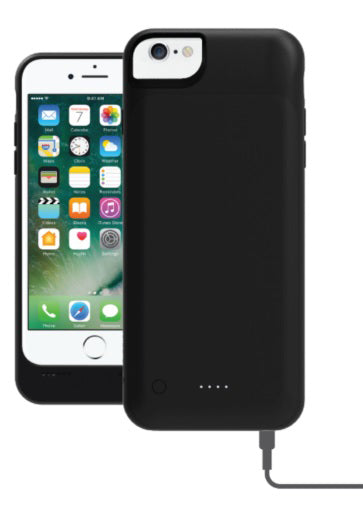 Reserve Battery Case 3000mAh iPhone 7 Black - Unwired